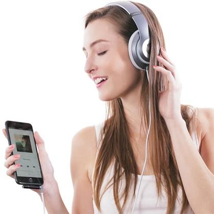 ฟังเพลง คลายเครียด